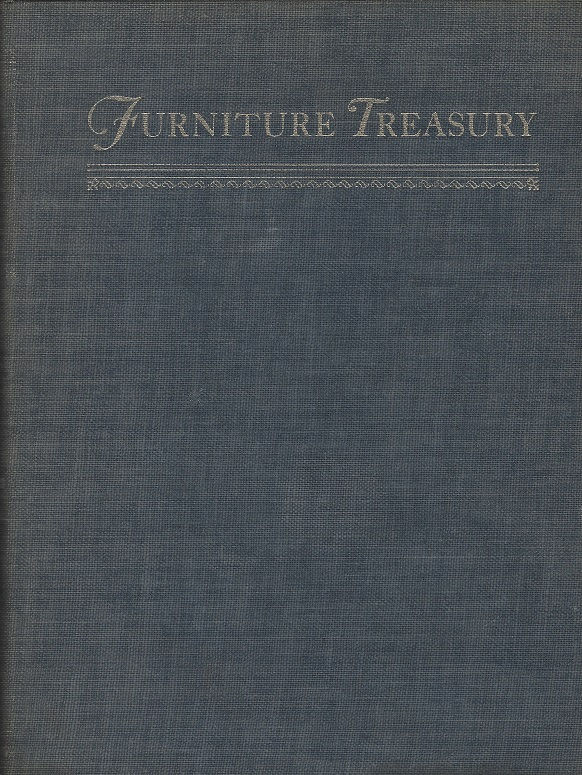 Image for Furniture Treasury (Mostly of American Origin) Volume 3