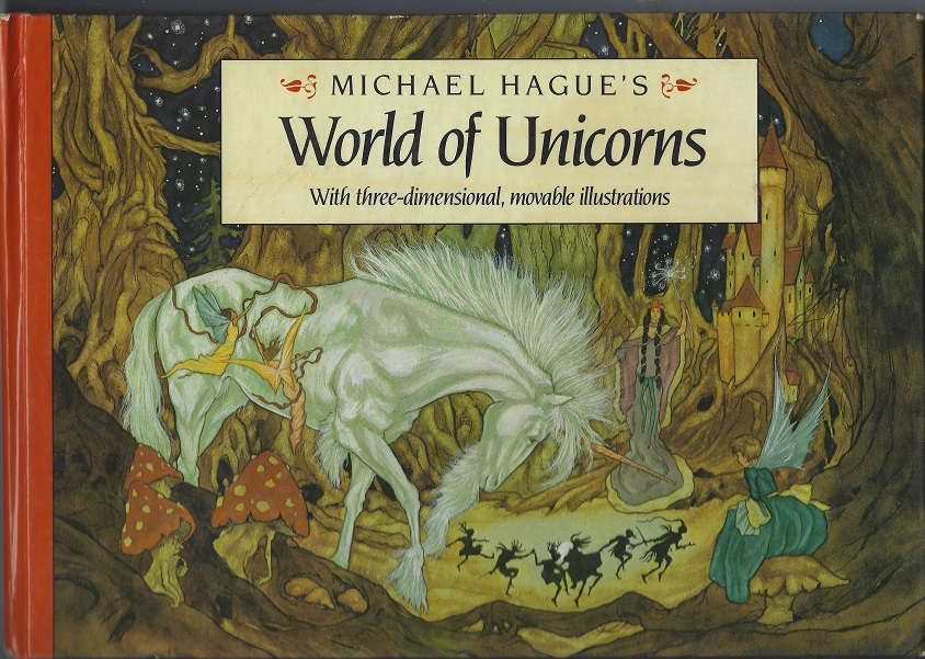 Image for World of Unicorns with Three-Dimensional, Movable Illustrations