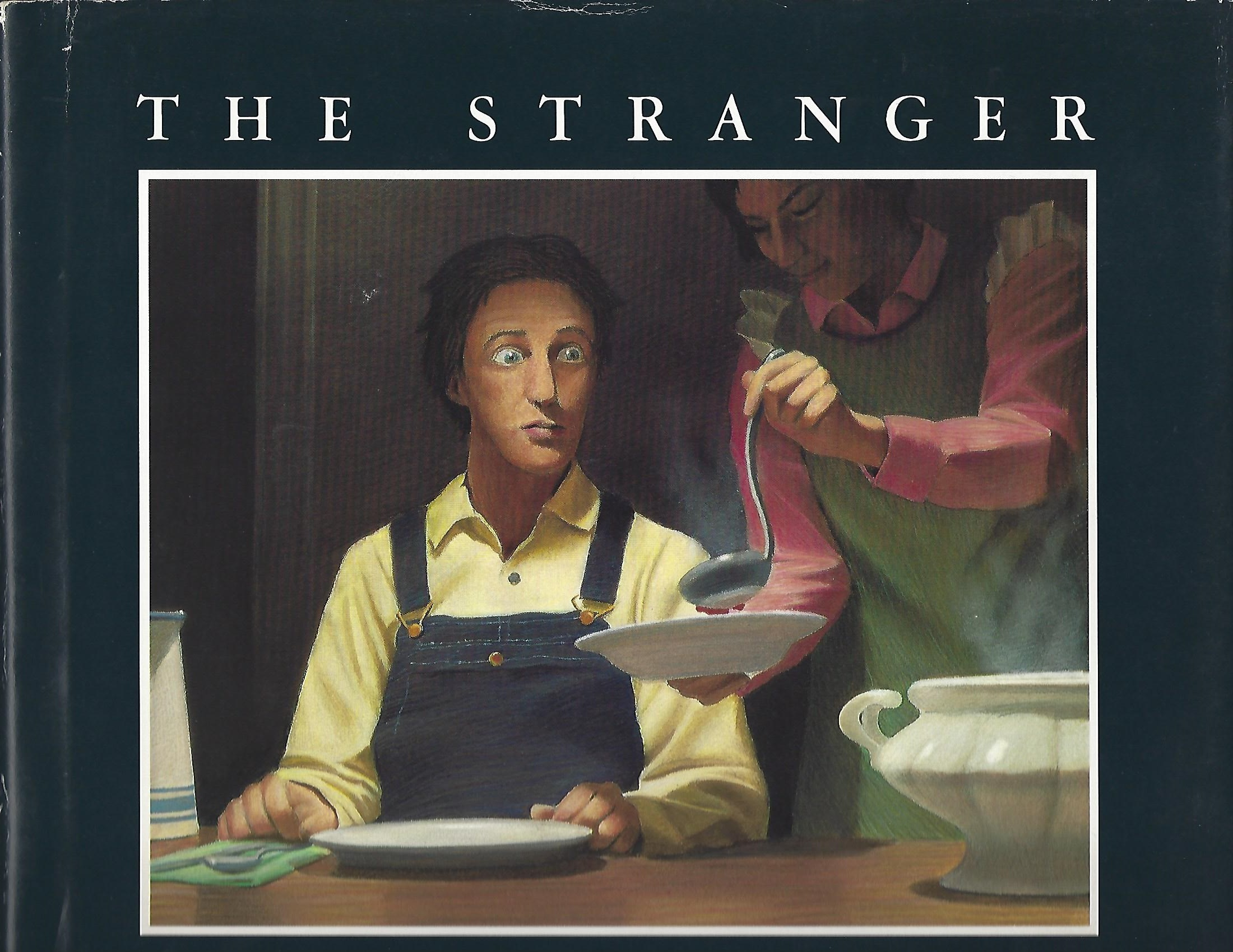 Image for The Stranger