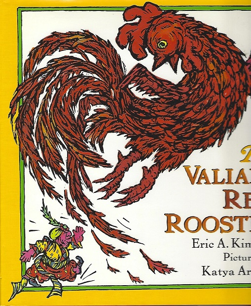 Image for The Valient Red Rooster:  A Story from Hungary