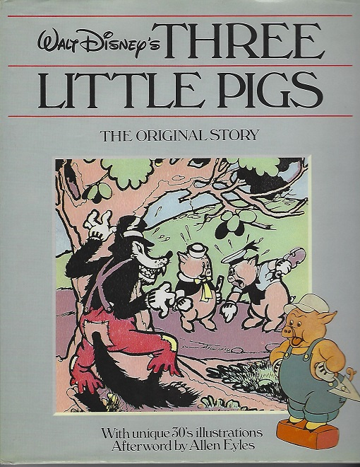 Image for Three Little Pigs from the Famous Walt Disney Film Presented by Mickey Mouse and Ensign Limited