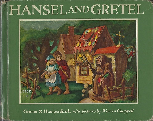 Image for Hansel and Gretel, A Story of the Forest