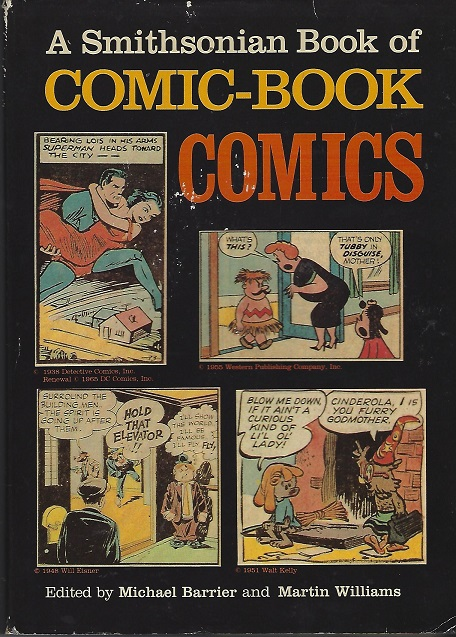 Image for Smithsonian Book of Comic-Book Comics