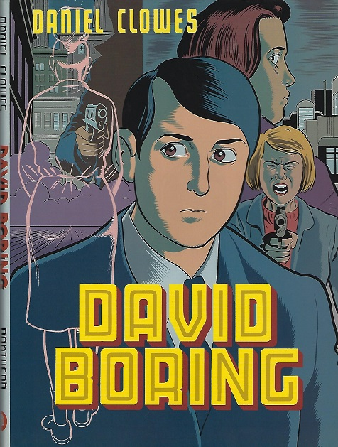 Image for David Boring
