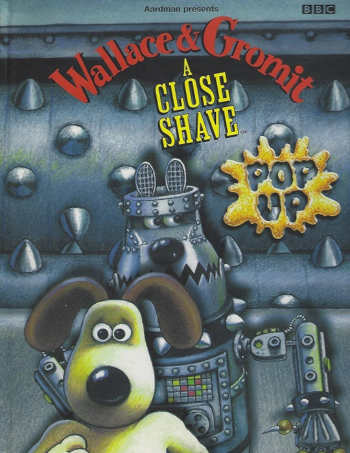 Image for Wallace & Gromit:  A Close Shave Pop-Up