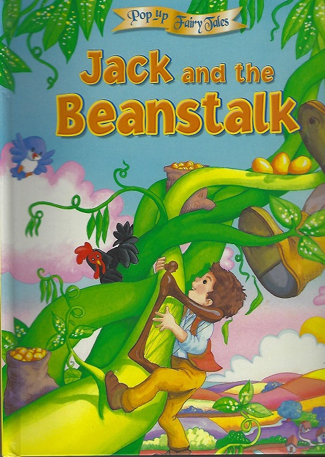 Image for Jack and the Beanstalk (Pop-up Fairy Tales)