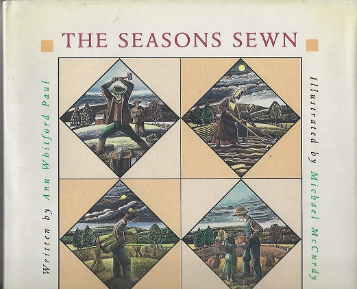 Image for Seasons Sewn:  A Year in Patchwork