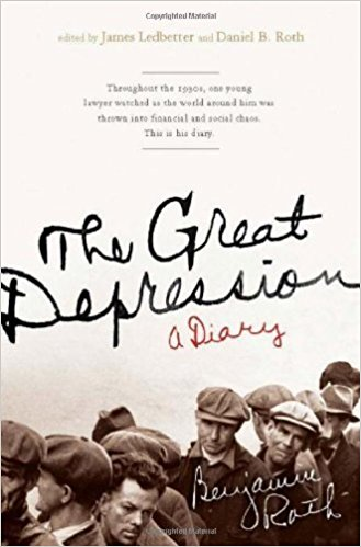 Image for The Great Depression: A Diary