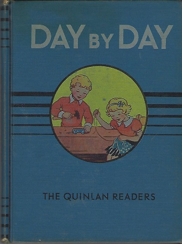 Image for Day by Day, A Primer:  The Quinlan Readers