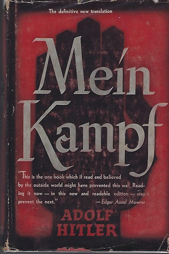 Image for Mein Kampf, The Definitive New Translation