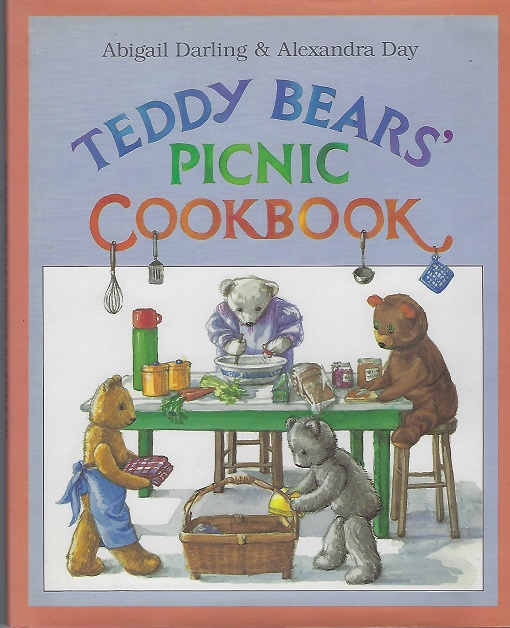 Image for Teddy Bears' Picnic Cookbook