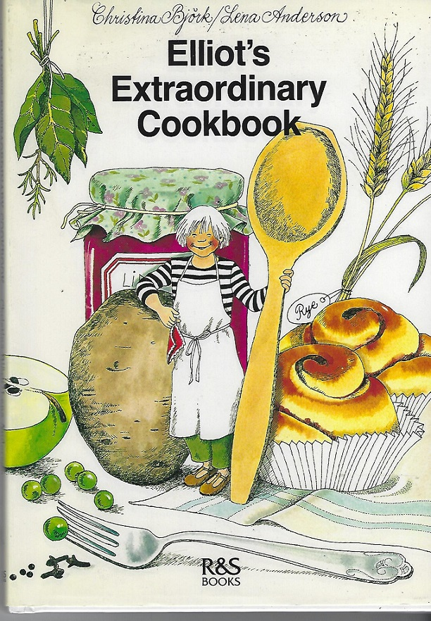 Image for Elliot's Extraordinary Cookbook