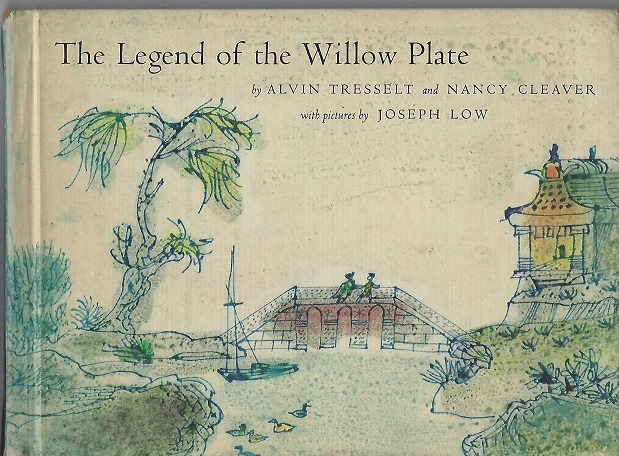 Image for The Legend of the Willow Plate