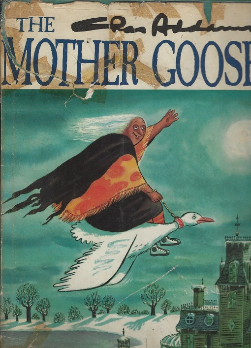 Image for The Charles Addams Mother Goose