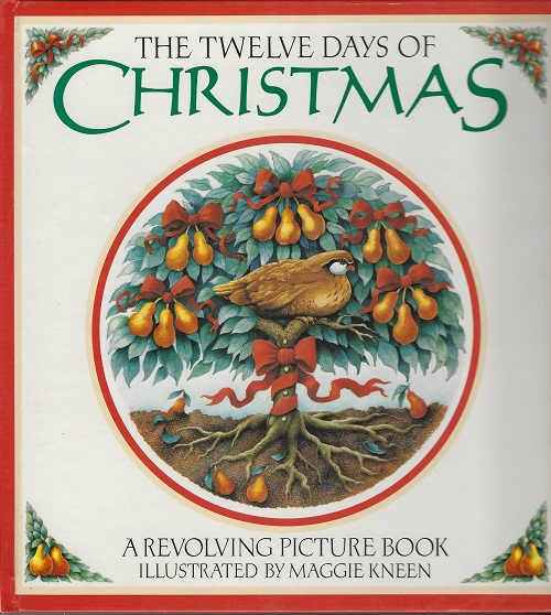 Image for The Twelve Days of Christmas:  A Revolving Picture Book