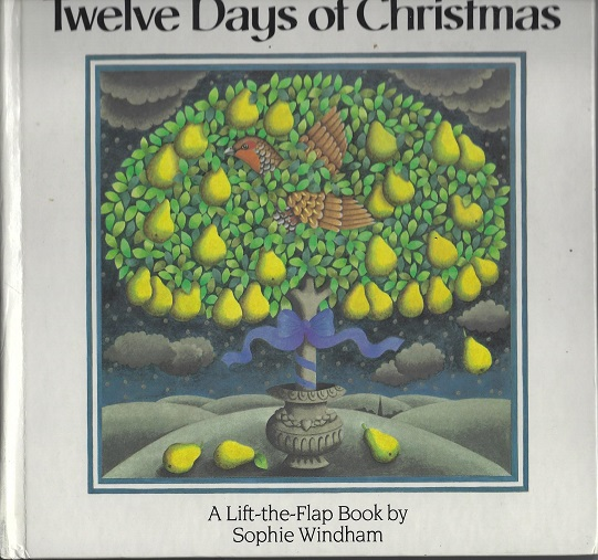 Image for Twelve Days of Christmas:  A Lift-the-Flap Book