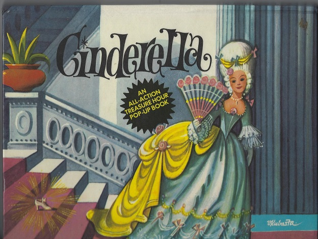 Image for Cinderella:  An All-Action Treasure Hour Pop-Up Book