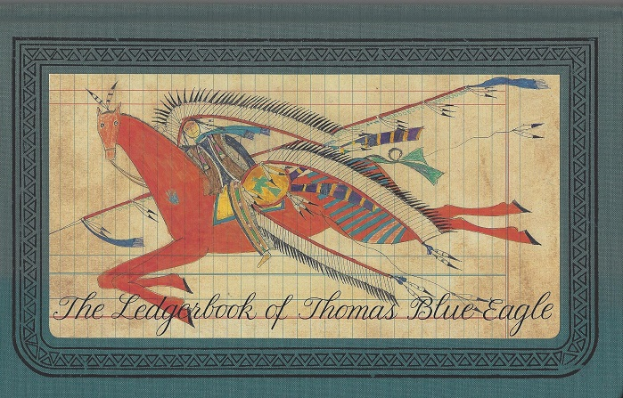 Image for Ledgerbook of Thomas Blue Eagle