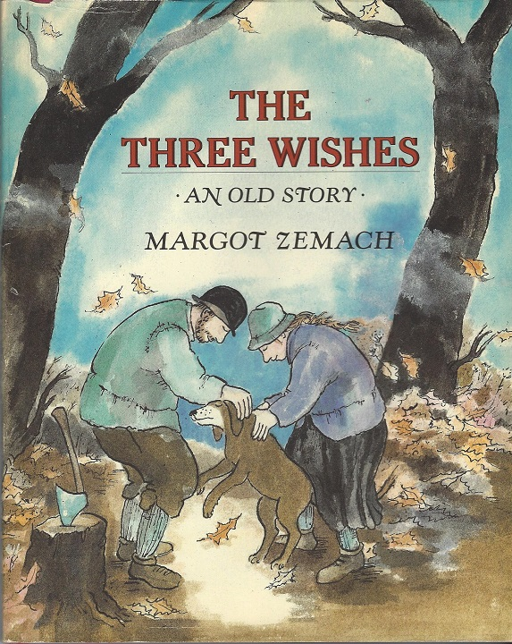 Image for The Three Wishes:  An Old Story