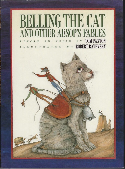 Image for Belling the Cat and Other Aesop's Fables (Retold in Verse)