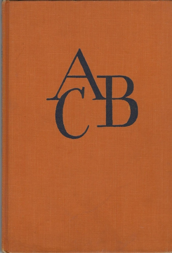 Image for First Publication of This Lear Alphabet A B C:  Penned & Illustrated by Edward Lear, himself