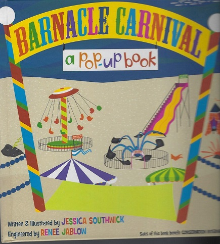 Image for Barnacle Carnival:  A Pop-Up Book