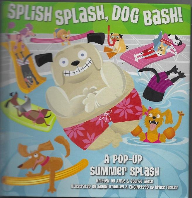 Image for Splish Splash, Dog Bash!