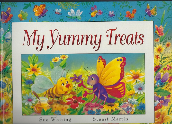 Image for My Yummy Treats, A Pop-Up Book