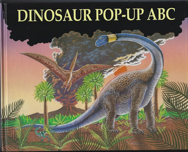 Image for Dinosuar Pop-Up ABC