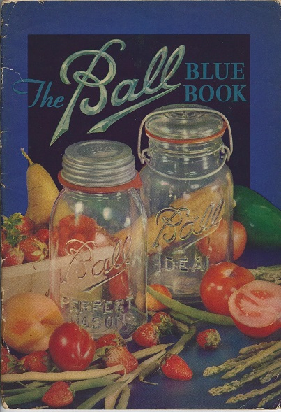 Image for Ball Blue Book of Canning and Preserving Recipes