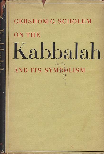Image for On the Kabbalah and It's Symbolism
