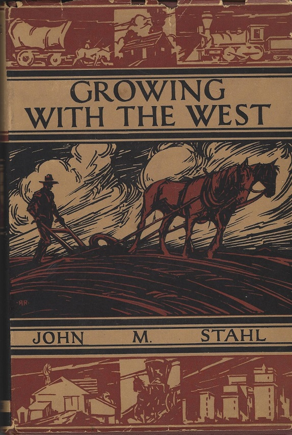 Image for Growing with the West:  The Story of a Busy, Quiet Life