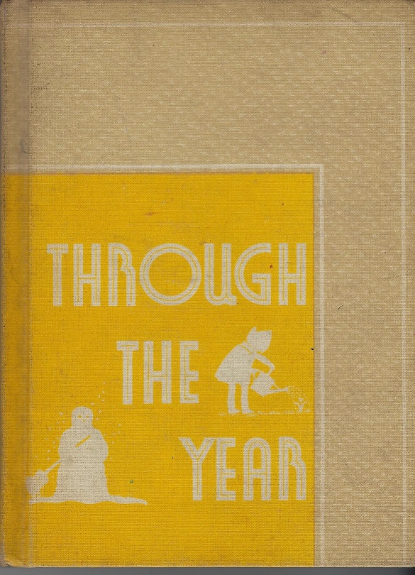 Image for Through the Year, The How and Why Science Books (The Science Living Series)