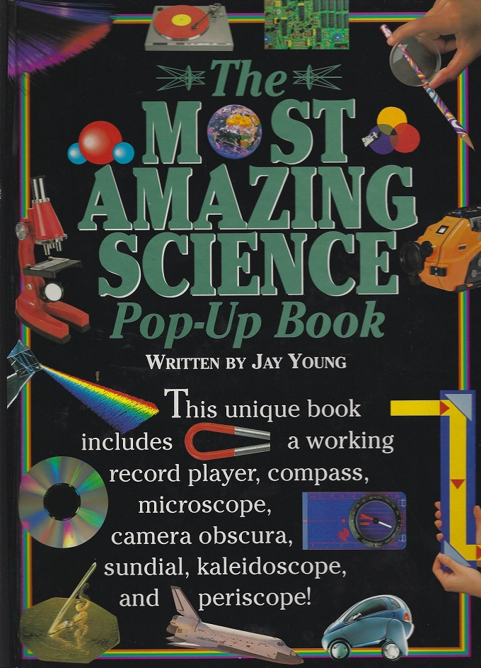 Image for Most Amazing Science Pop-Up Book
