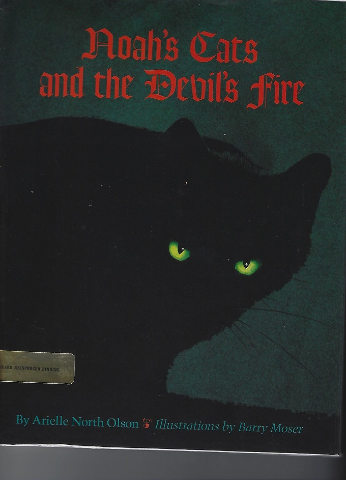 Image for Noah's Cats and the Devil's Fire