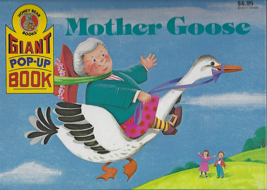 Image for Mother Goose: Giant Pop-Up Book