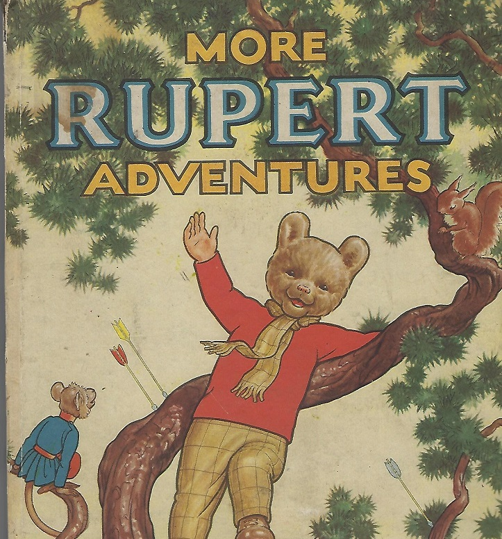 Image for More Rupert Adventures, The Daily Express Annual 1952
