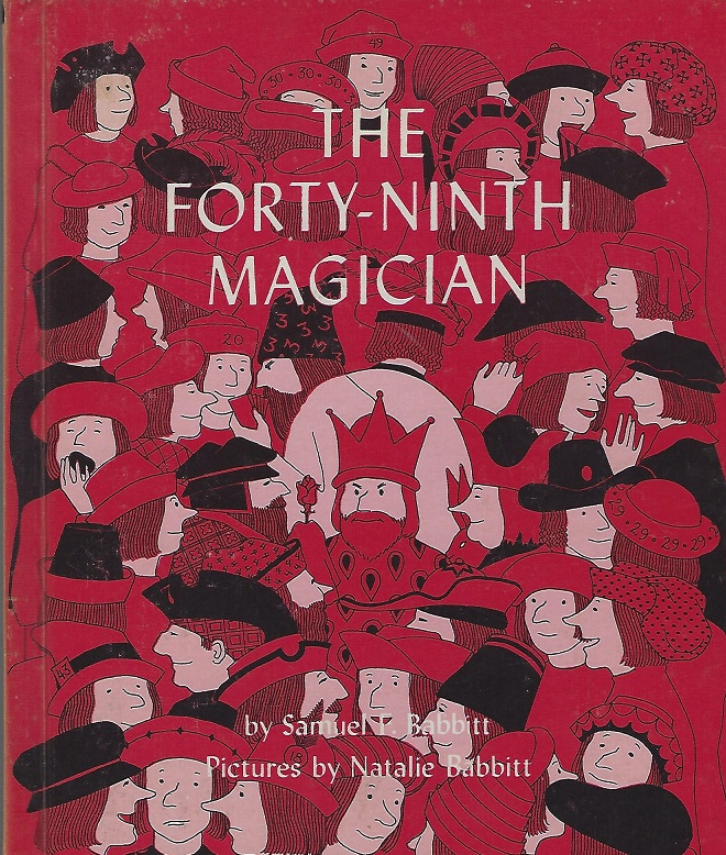 Image for The Forty-Ninth Magician
