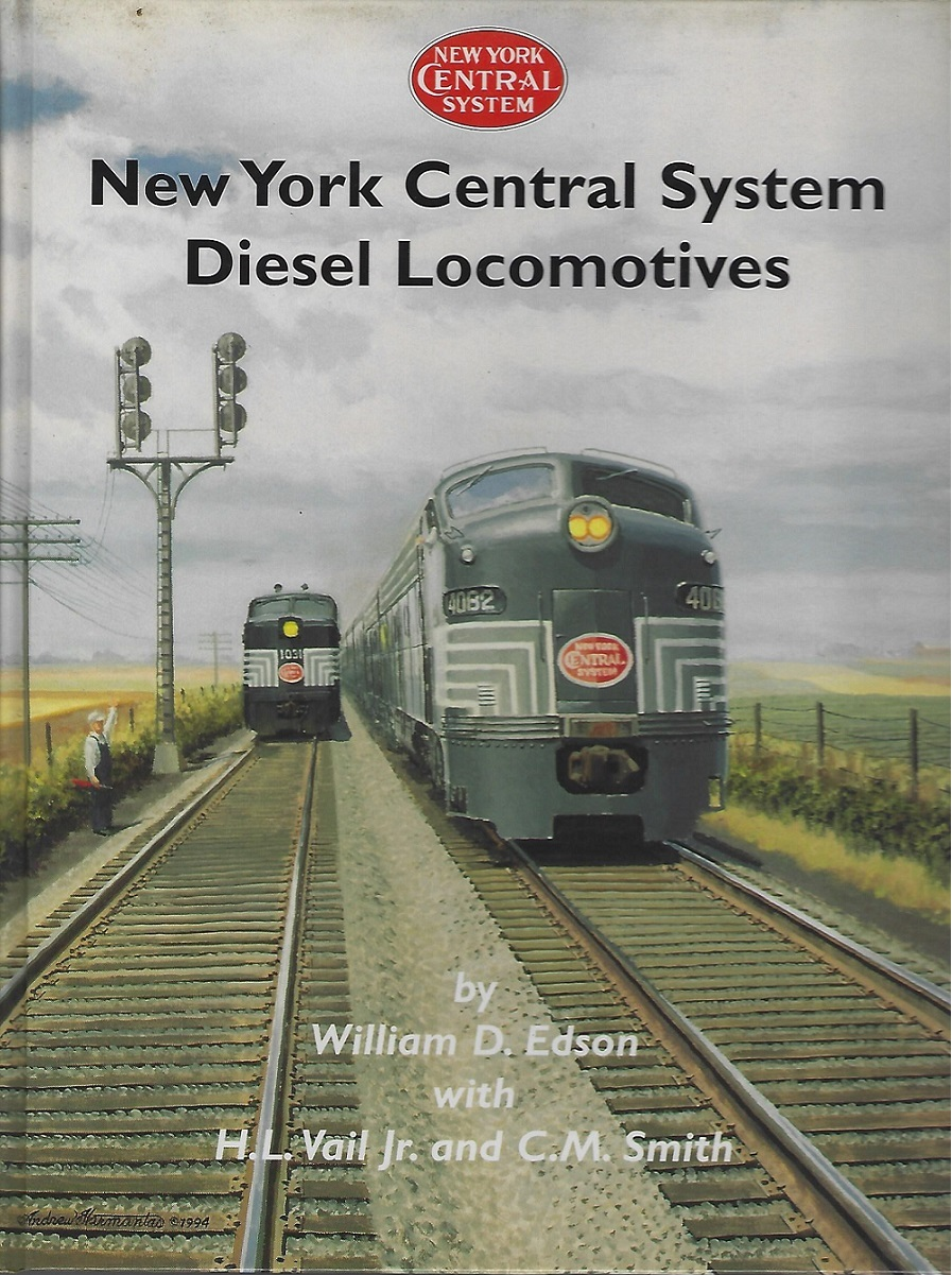 Image for New York Central system Diesel Locomotives