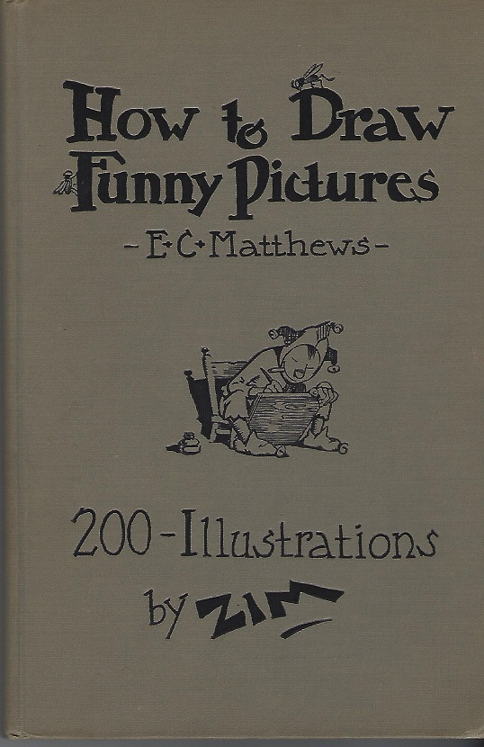 Image for How to Draw Funny Pictures:  A Complete Course in Cartooning