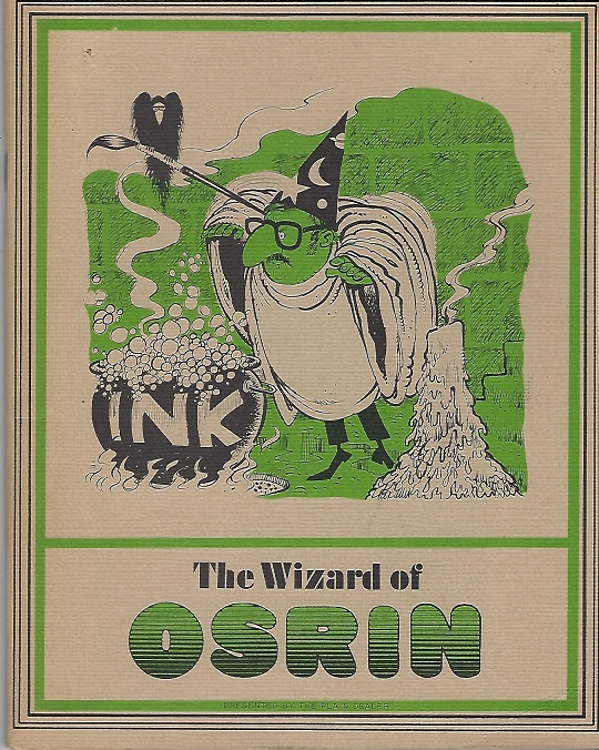 Image for Wizard of Osrin