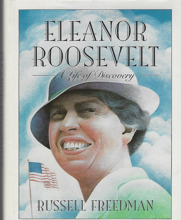 Image for Eleanor Roosevelt, A Life of Discovery