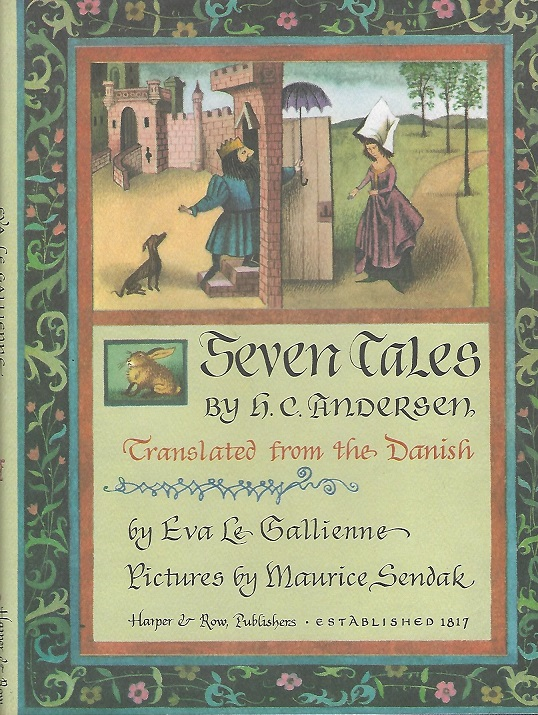 Image for Seven Tales by H.C. Anderson