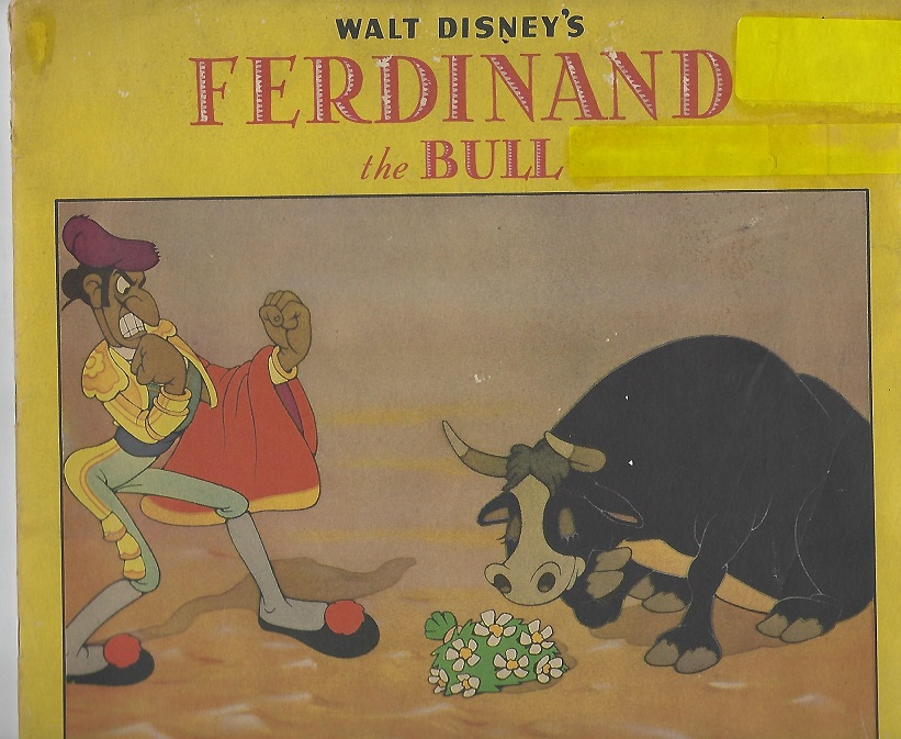 Image for Walt Disney's Ferdinand the Bull