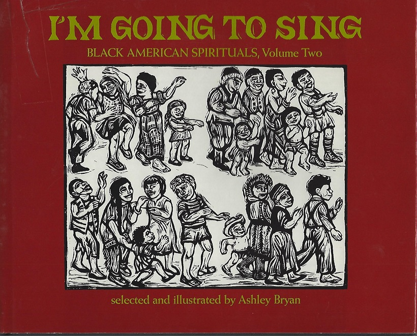 Image for I'm Going to Sing, Black American Spiritual, Volume Two