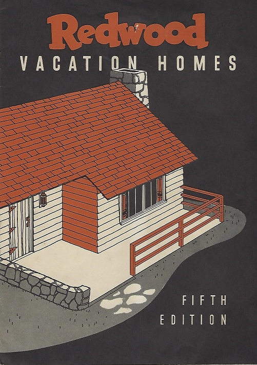 Image for Redwood Vacation Homes, Fifth Edition