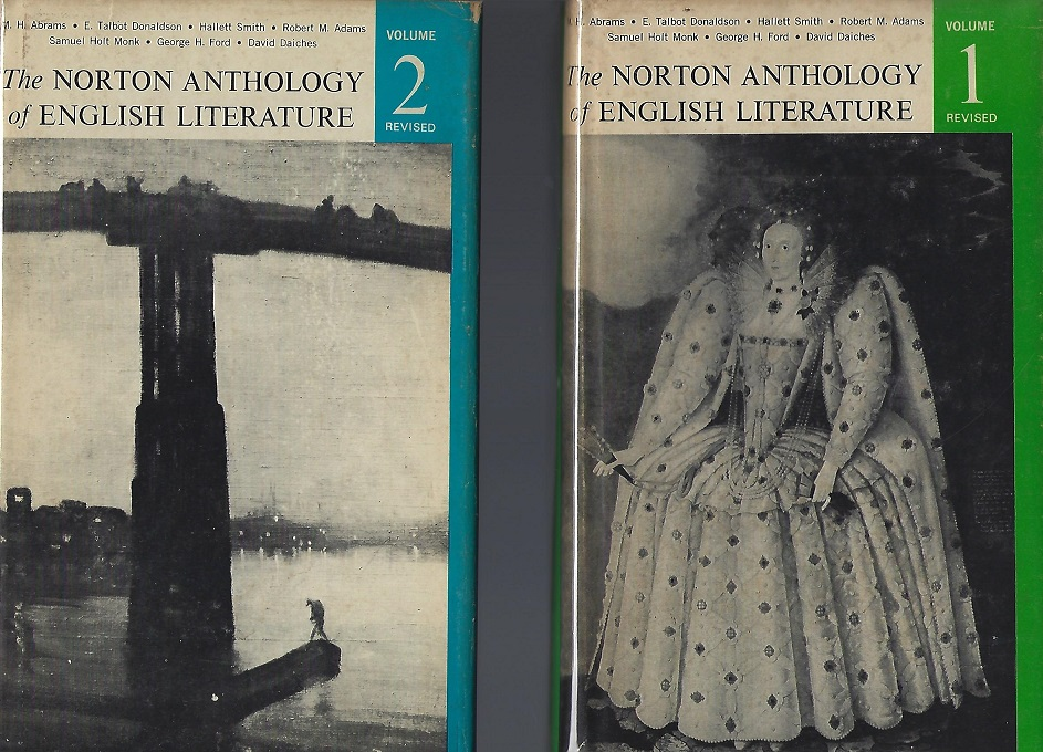 Image for The Norton Anthology of English Literature, Revised - 2 volumes Complete