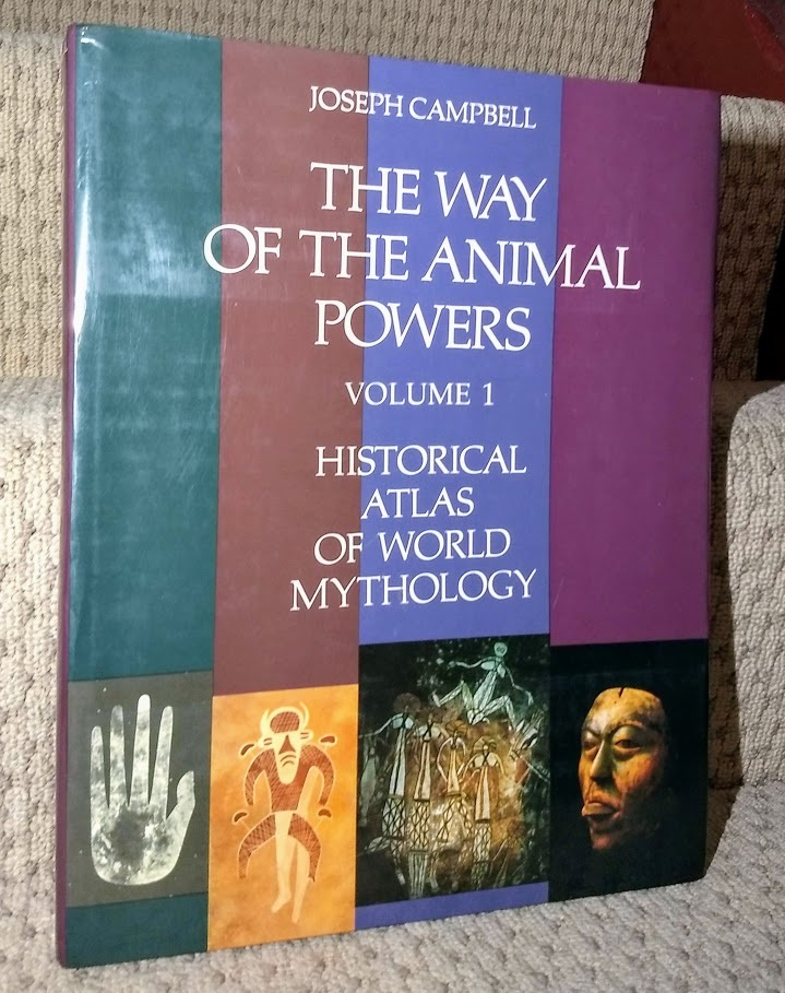 Image for The Way of the Animal Powers, Volume 1  Historical Atlas of World Mythology