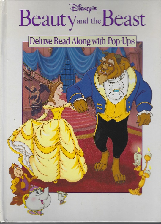 Image for Disney's Beauty and the Beast Deluxe Read-along with Pop-Ups