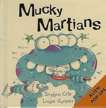 Image for Muky Martians (Alien Pop-ups)